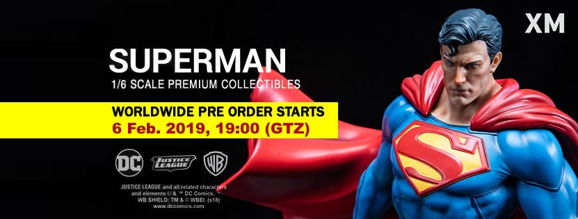 Premium Collectibles : JLA Superman 1/6**   51412574_223448364343fhkbt