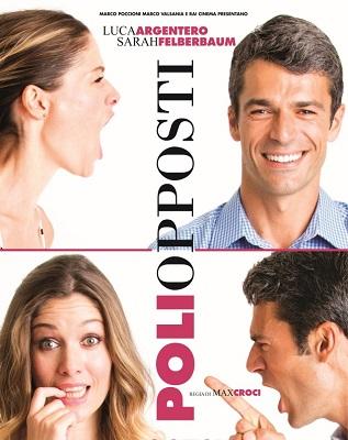 Poli Opposti (2015) HDTV 1080P ITA AC3 x264 mkv