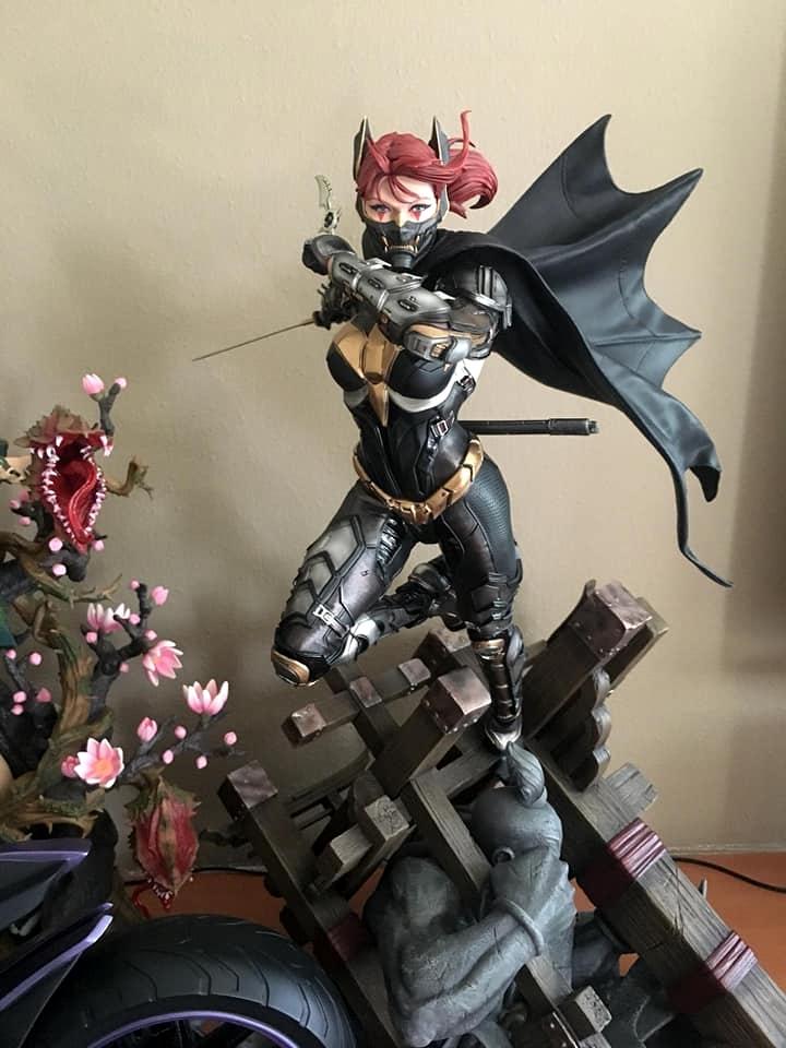 Samurai Series : Batgirl 51790143_102163555856rdkiw