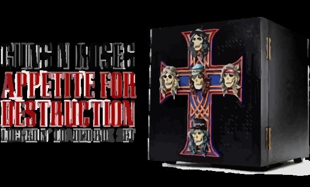 Guns Roses Appetite For Destruction Super Deluxe Edition