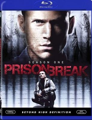 Prison Break - Stagione 1(2005) (Completa) BDRip 720p ITA ENG DTS 5.1 x264 mkv
