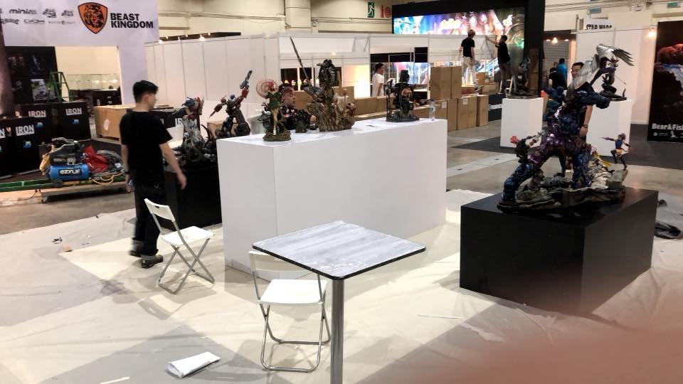 XM Studios: Coverage TAGCC 2018 - April 7th-8th 51esgo