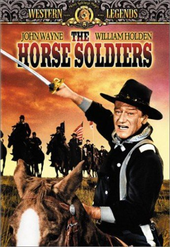 Konnica / The Horse Soldiers (1959) *DVDRip* [Lektor PL]