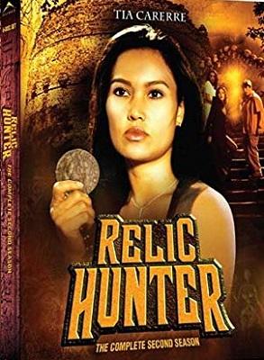 Relic Hunter - Stagione 2 (2001) (Completa) SATRip ITA MP3 Avi