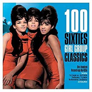 FLAC - 100 Sixties Girl Group Classics (2019)