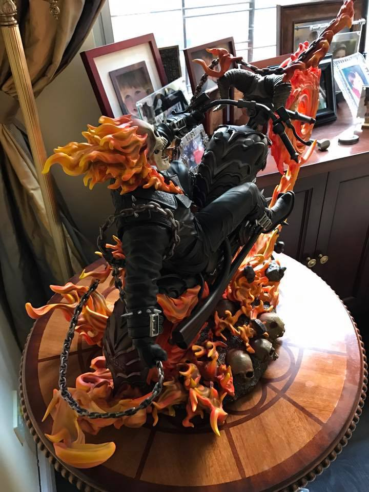 Premium Collectibles : Ghost Rider - Page 6 51wzpq