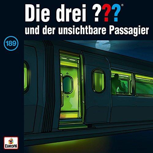 Die drei Fragezeichen - Folge 189: und der Unsichtbare Passagier (2017)
