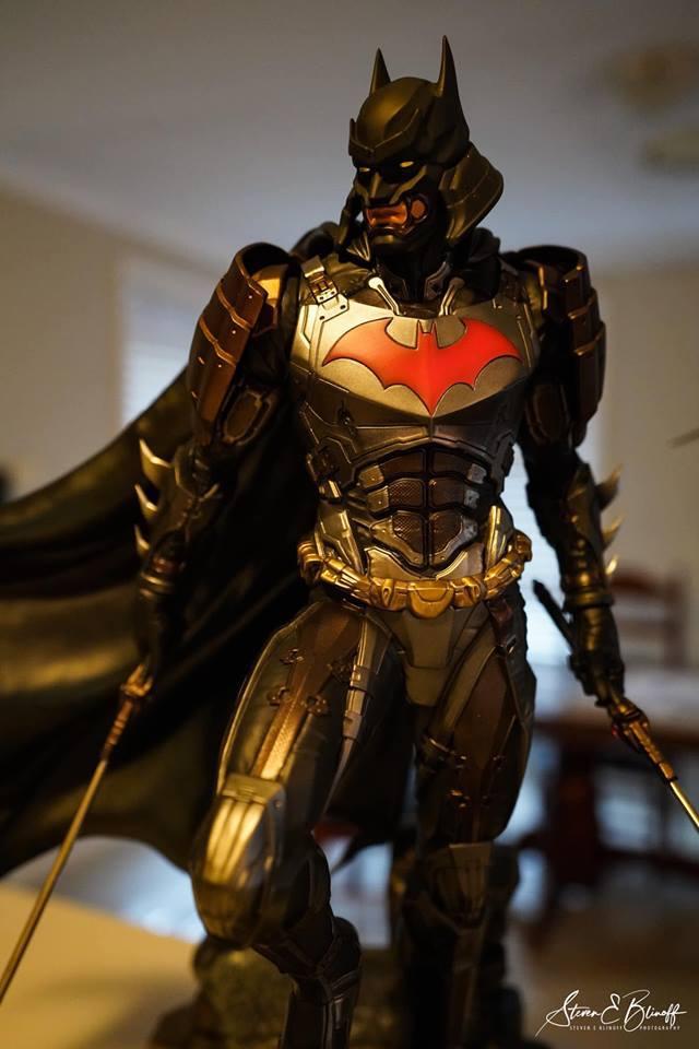 Samurai Series : Batgirl 52893143_220081406016xmkmt