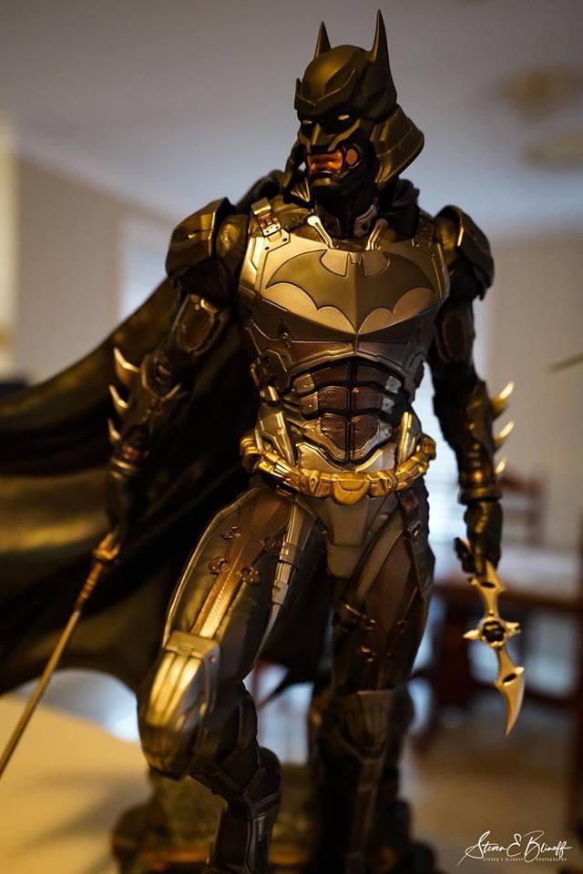 Samurai Series : Batgirl 52929852_2200814103499ukqs