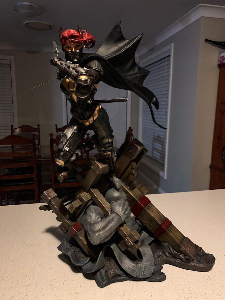 Samurai Series : Batgirl 52968545_2200317330215wk06