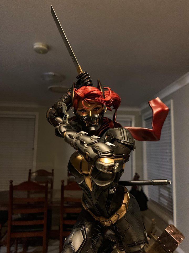 Samurai Series : Batgirl 52977007_220031781354c6jhx