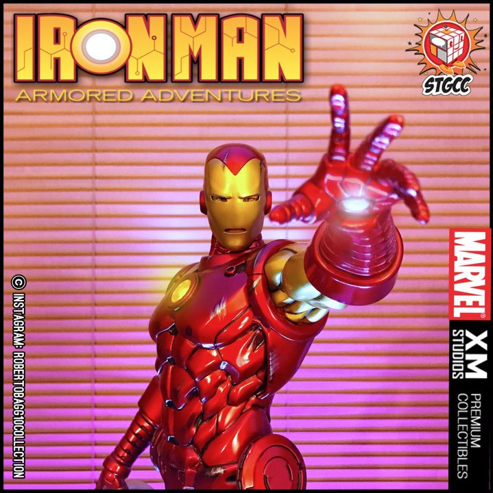 Premium Collectibles : Iron Man classic - Page 4 52tyw3