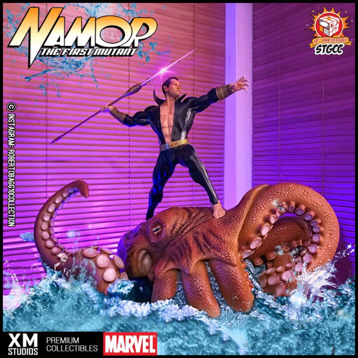 Premium Collectibles : Namor the First, Prince of Atlantis - Page 4 52zlxr