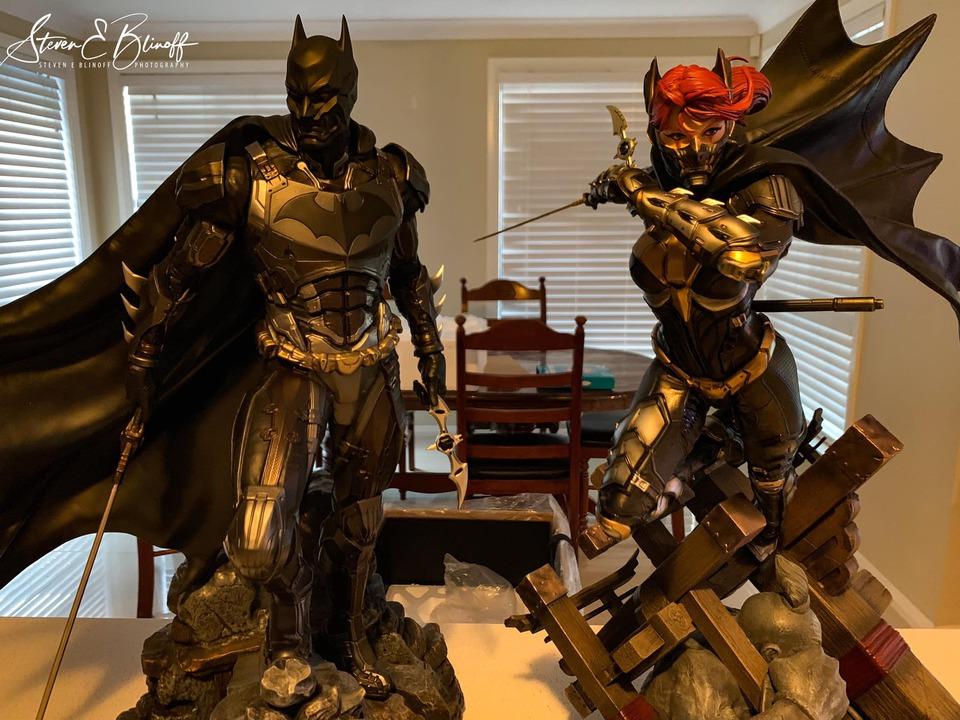 Samurai Series : Batgirl 53088186_220081413016glknb
