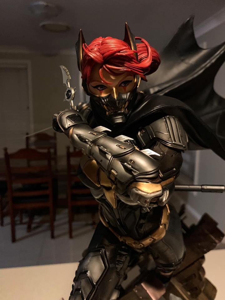 Samurai Series : Batgirl 53278895_220031739687vwjri