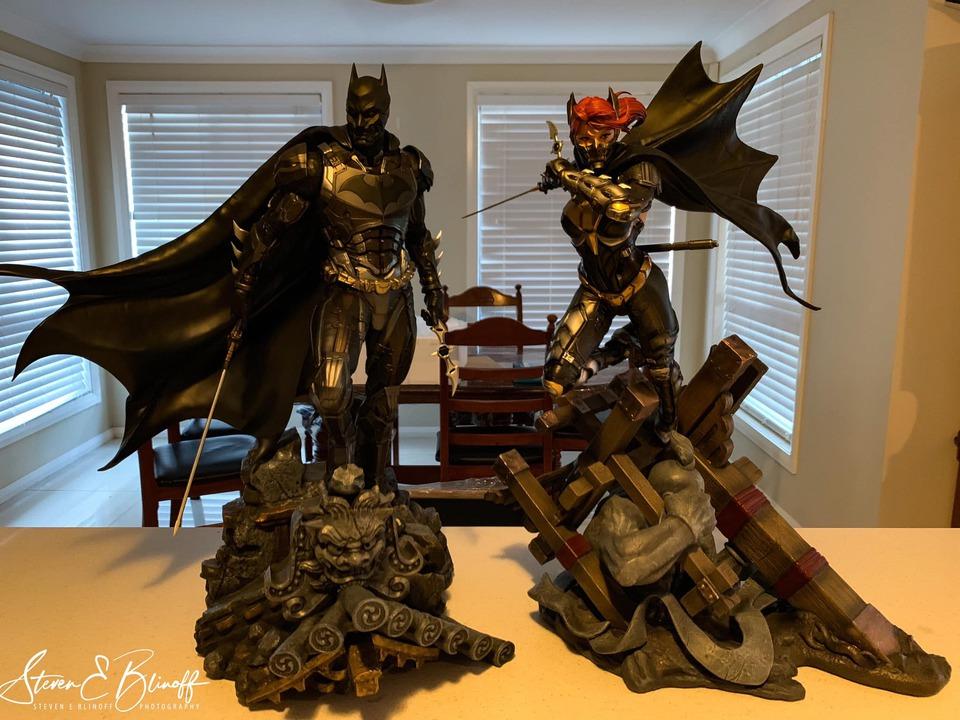 Samurai Series : Batgirl 53341357_220081397682plkrs