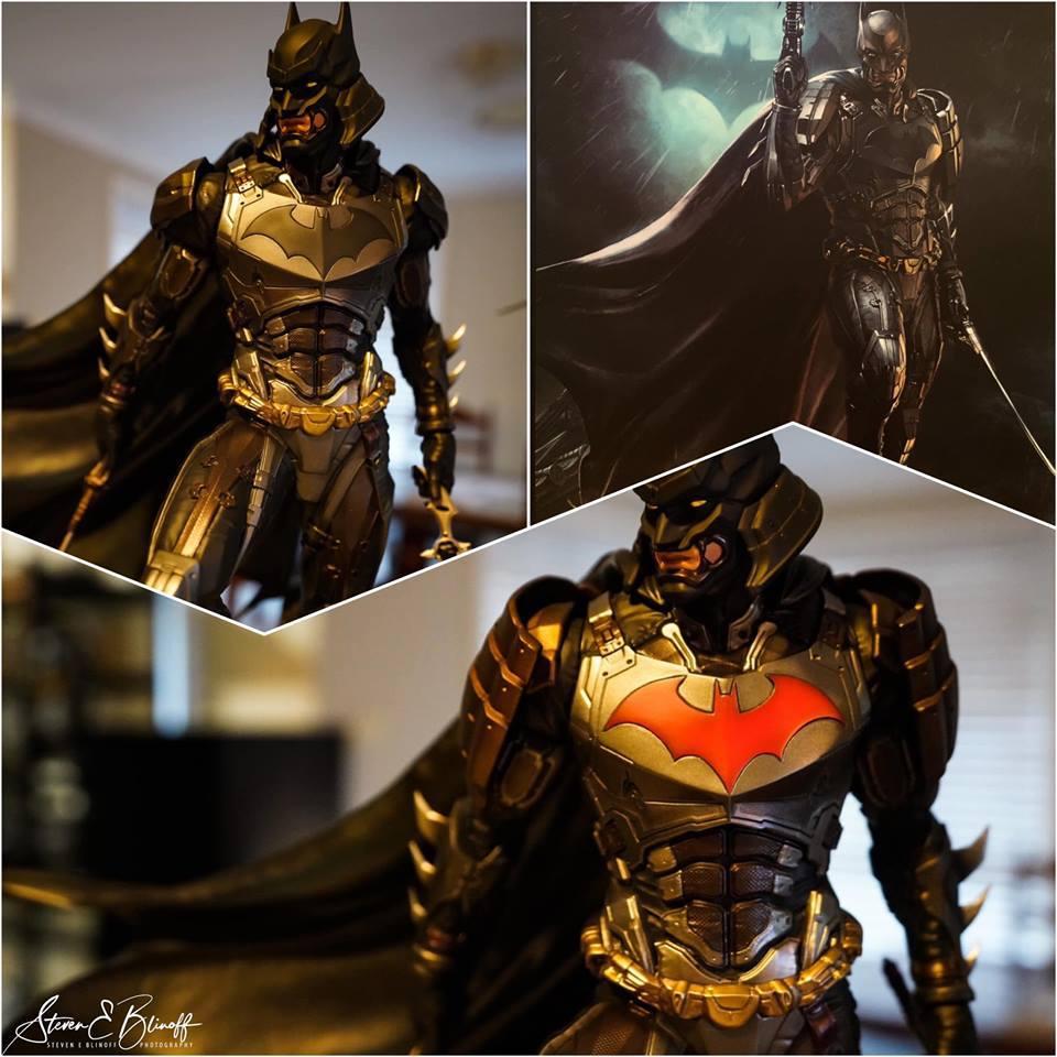 Samurai Series : Batgirl 53354542_220082075682ufk1r