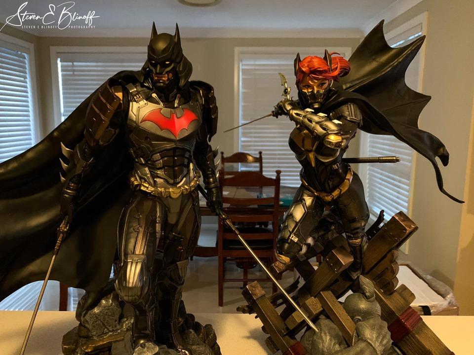 Samurai Series : Batgirl 53461872_2200814046820pkam