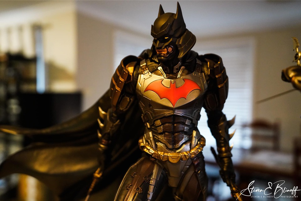 Samurai Series : Batgirl 53595359_2200814010167zjs6