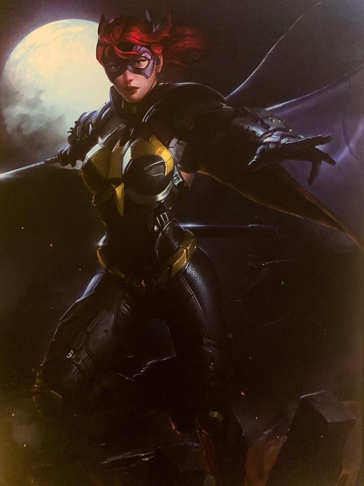 Samurai Series : Batgirl 53617089_220031729687q3jqr