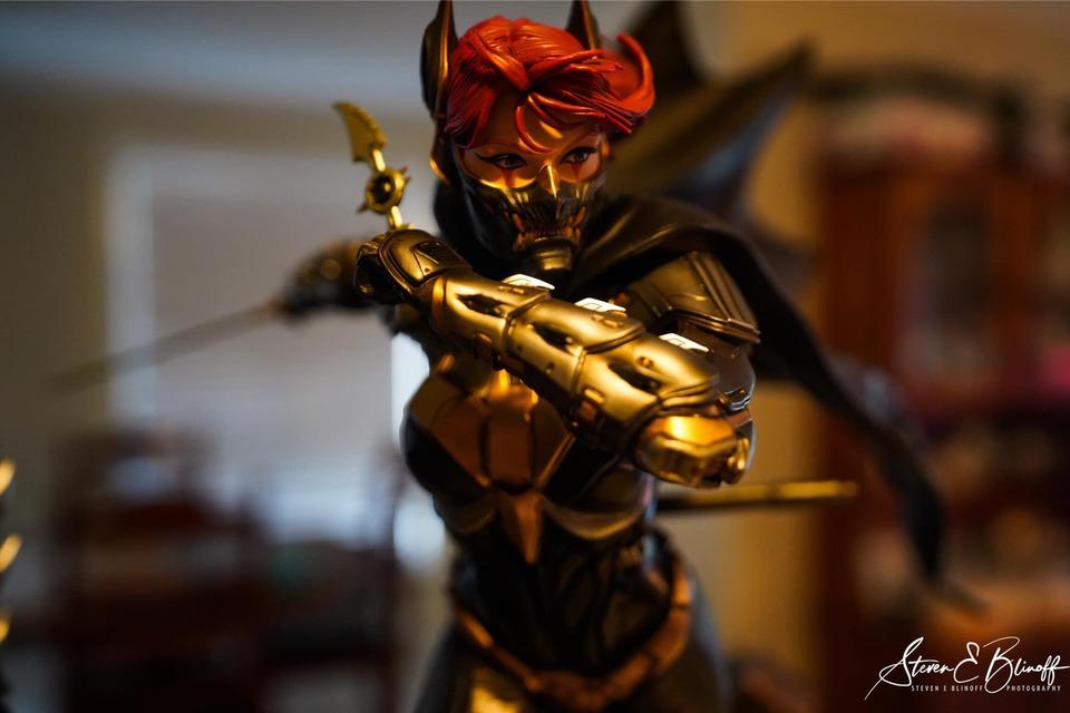Samurai Series : Batgirl 53625579_220081394682wqj9r