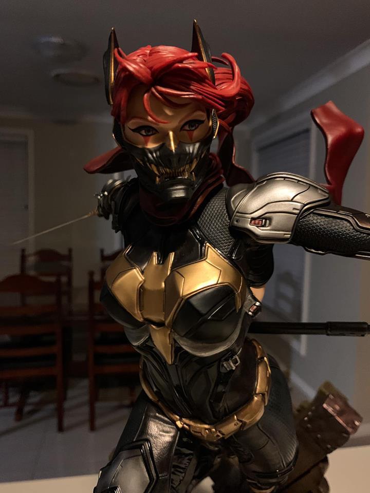 Samurai Series : Batgirl 53749542_2200317756878akgs
