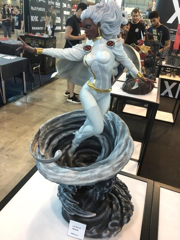XM Studios: Comic Con Germany Stuttgart 2018  53zdsdm