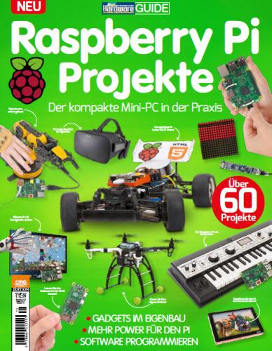 : Computec Edition PC Games Hardware Sonderheft Raspberry Pi Projekte 2017
