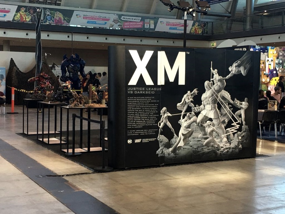 XM Studios: Comic Con Germany Stuttgart 2018  5493spy