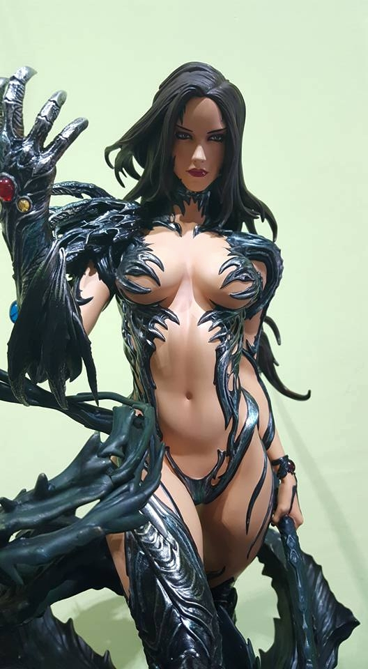 Premium Collectibles : Witchblade - Page 4 54du45