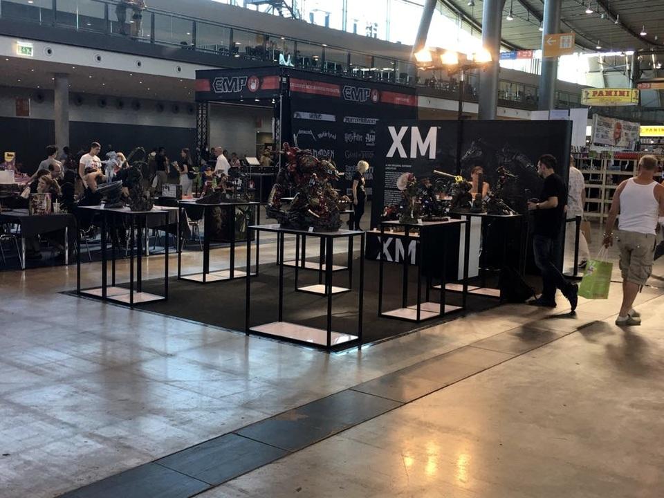 XM Studios: Comic Con Germany Stuttgart 2018  5550s1v