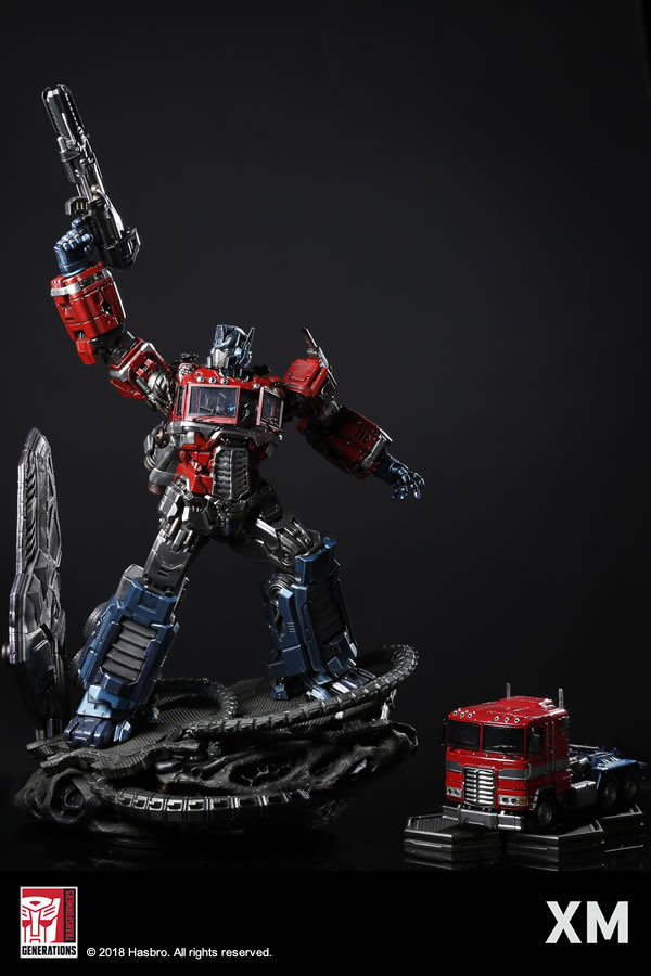 Premium Collectibles : Transformers - Optimus Prime (G1) - Page 2 561q2a