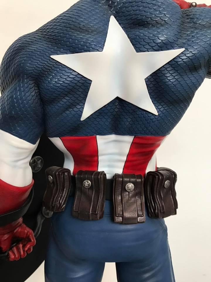 Premium Collectibles : Captain America - Sentinel of liberty - Page 4 562ri6