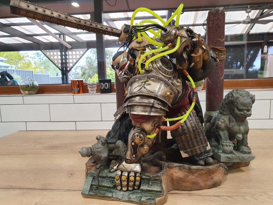 Samurai Series : Bane 56bj9j