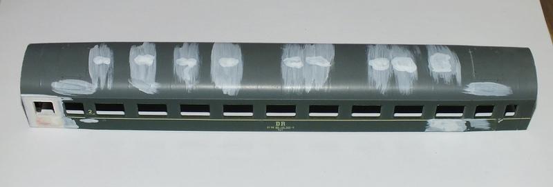 [H0] Ein DR - Zellenwagen für die bösen Preiserlein 57kkdb