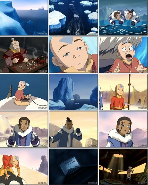 Avatar: Son Hava Bükücü (61 Bölüm) Ekran Görüntüsü 1