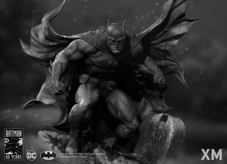 Premium Collectibles : Batman Cover Art 1/6** 59419616_228681665153o1jy9