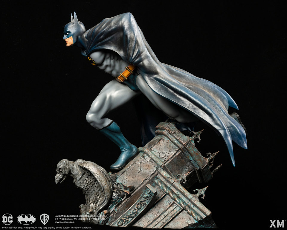 Premium Collectibles : Batman 1972 Cover Art 1/6 596kwx