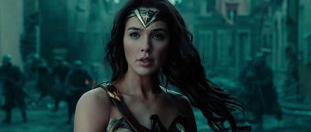 Wonder Woman Ekran Görüntüsü 1