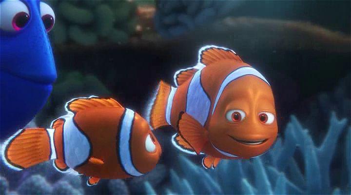 Kayıp Balık Dori Ekran Görüntüsü 2