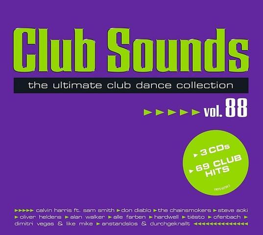 Club Sounds Vol. 88 (2019)