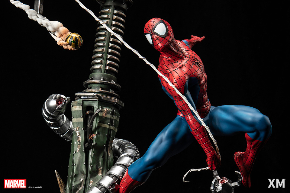 Premium Collectibles : Spiderman** 59tdlo