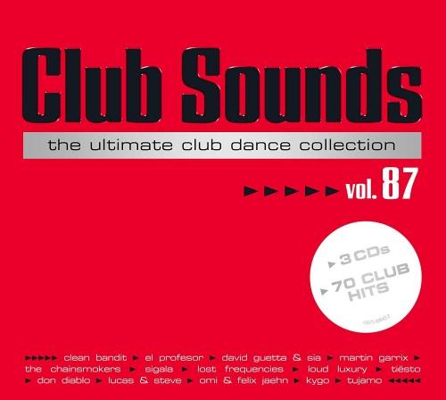 Club Sounds Vol. 87 (2018)