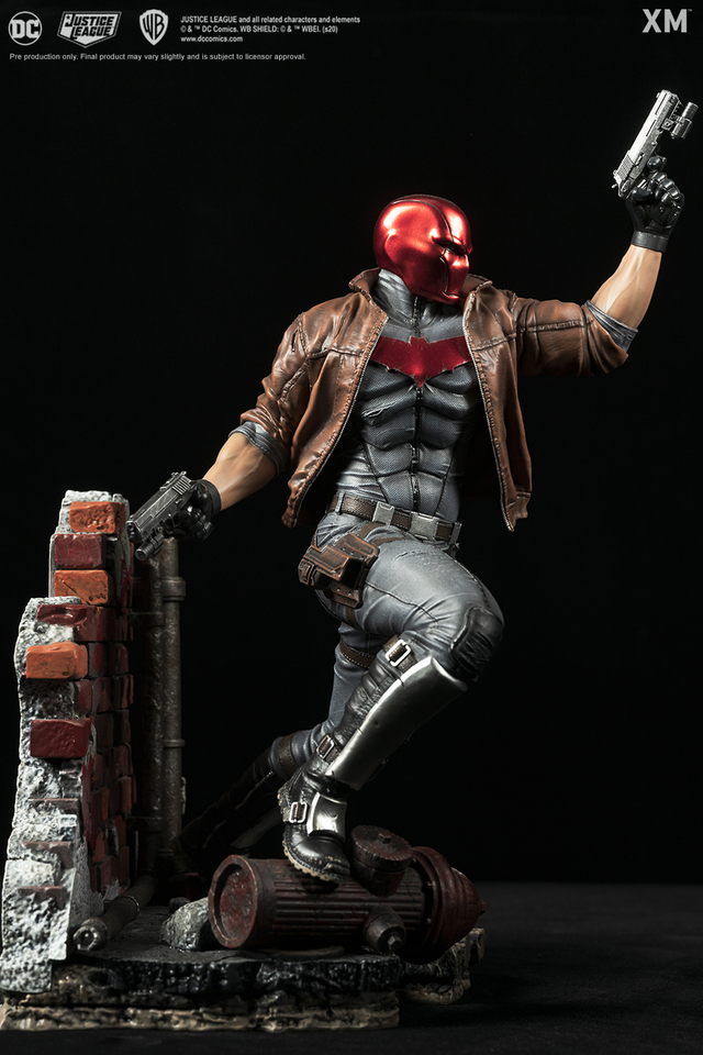 Premium Collectibles : Red Hood 1/6 5awjk9