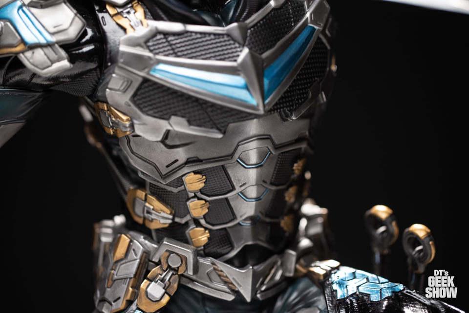 Samurai Series : Nightwing 5awrka3