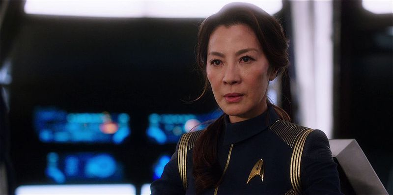 Star Trek: Discovery: 1.Sezon Tüm Bölümler Ekran Görüntüsü 2