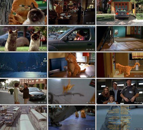 Garfield Ekran Görüntüsü 1