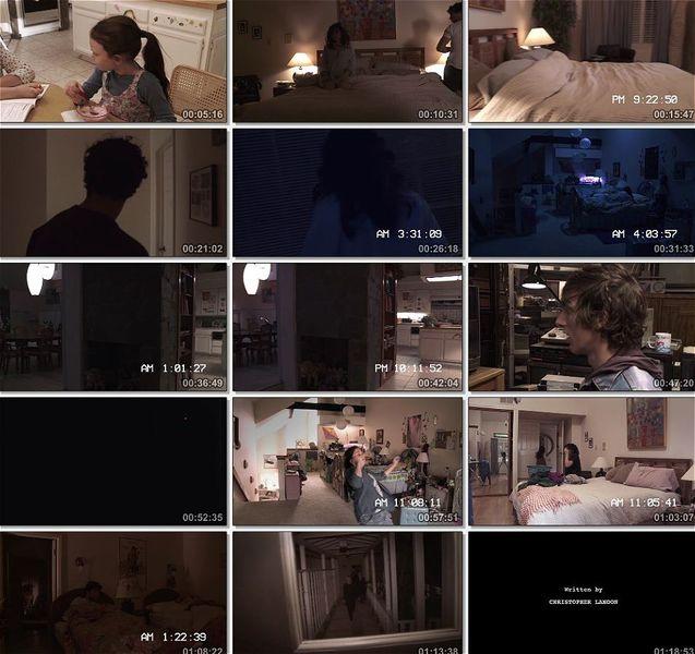 Paranormal Activity 3 Ekran Görüntüsü 1