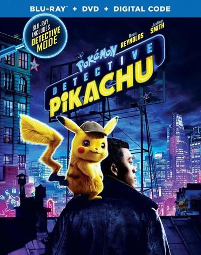 Pokemon Detective Pikachu Detective Mode 2019 720p BluRay x264-DXS