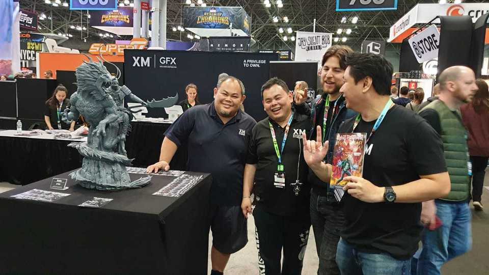 XM Studios: Coverage New York Comic Con 2019 - October 3rd to 6th  5fmjc1